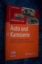 Erik Eckermann Auto und Karosserie Geschichte Fertigung Design Springer