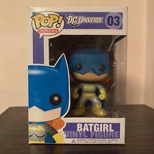 Funko Pop! - DC comics - #03 Batgirl (Vaulted) - RARE