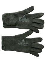 US Army Military Surplus M-1949 Green Wool Glove Inserts Size 4