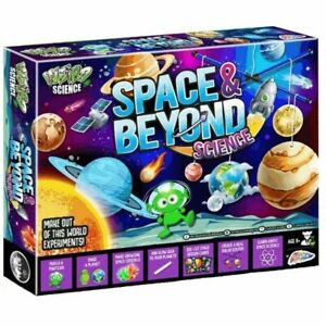 Science Kit Fun Experiments Space And Beyond Lab Older Boys Girls Activity Gift