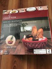 Crofton Bread Warmer basket
