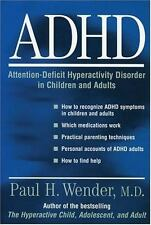 ADHD: Attention-Deficit Hyperactivity Disorder in Children,-ExLibrary