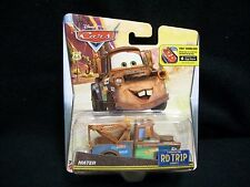Cars - MATER Road Trip -  Disney Pixar Mattel soddisfatti /rimborsati CRICCHETTO