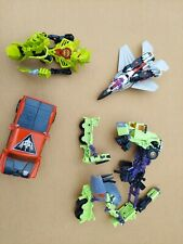 TRANSFORMERS PLASTIC TOY LOT ASSORTED MIX