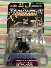 2003 Hasbro Transformers Energon Terrorcon - BATTLE RAVAGE - New