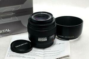 Olympus Zuiko Digital 50mm f2 ED Macro Lens for Four Thirds Mount *Mint*