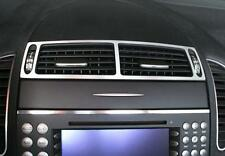 Mercedes SLK 171 R171 FL 280 200 350 AMG 55 alu frame for air vents telaio cover