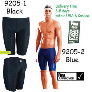 mens swimming jammers fina approved swimwear men mens swim trunks, Yingfa 9205