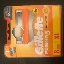 Gillette Fusion 5 Power 8 xl