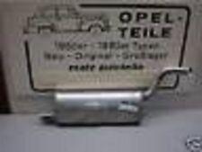 Endschalldämpfer OPEL CORSA C 1.2 ltr. ESD Pot d/'échappement silencieux arrière 55kw