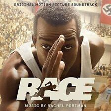 PORTMAN,RACHEL (DIG)-RACE (SCORE) / O.S.T. (DIG) CD NEUF