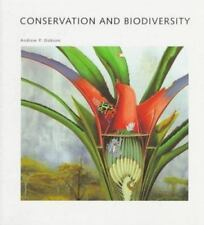 Conservation and Biodiversity (Scientific American Library) Dobson, Andrew P. H