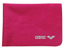 ARENA BODY DRY II TOWEL 100% poliestere rosa