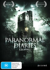The Paranormal Diaries: Clophill (DVD) - ACC0331