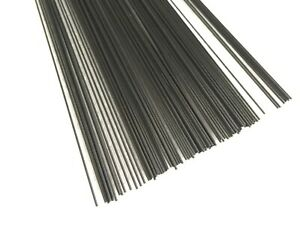 Pultruded Carbon Fiber Rod 1MM X 1000MM