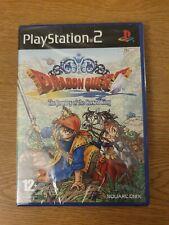 Dragon Quest-El periplo del rey maldito Sellado ps2