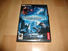 TERMINATOR 3 WAR OF THE MACHINES DE CLEVER'S GAMES PARA PC NUEVO PRECINTADO