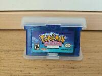 Pokemon Glazed (USA) GameBoy Advance GBA Video Game Cartridge