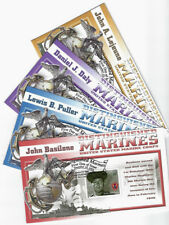 Distinguished Marines First Day Of Issue Set of Four #3961-3964