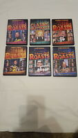The Classic Friars Club Roasts ( 6 DVD Set 2008 HILARIOUS ~ OOP