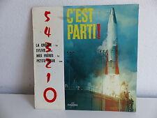 PAUL BERA 5 4 3 2 1 0 C est parti La cruche .. ESDF 1311 Photo fusée espace