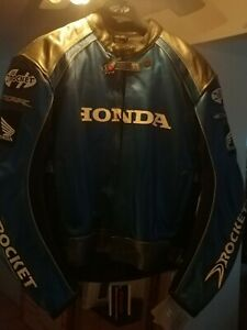 Joe Rocket Motorcycle Jacket HONDA CBR