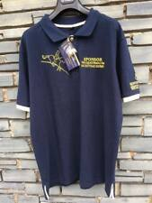 Equi-Theme Quality Hickstead Embroidered Navy Polo Shirt - All Sizes! Unisex.
