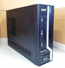 Acer Windows 10 HDD (Hard Disk Drive) PC Desktops