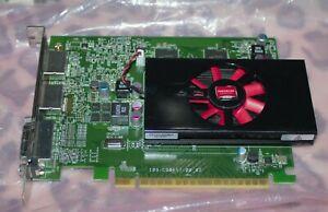 Dell AMD Radeon R7 450 4GB 128-bit DDR3 DVI-I 2x DP Video Graphics Card FN46D