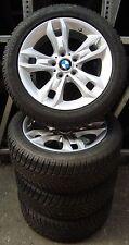 4 BMW Winterräder Styling 319 225/50 R17 98V M+S BMW X1 E84 ALUFELGEN TOP