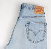 Levi's Strauss & Co Hommes 505 Coupe Standard Jeans Jambe Droite Taille W36 L36