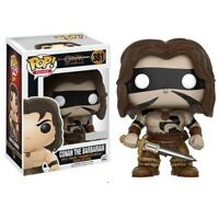 FUNKO POP! MOVIES: CONAN THE BARBARIAN (PAINTED) #381 - NEW - DAMAGED PACKAGING