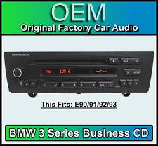 BMW 3 Series CD player, BMW Business car stereo, BMW E90 E91 E92 E93 radio unit