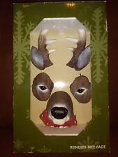 Kirkland's Ceramic Outdoor Reindeer Tree Face