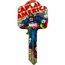 Marvel Comic Book Blank Porte clé UL2 UL1 profil UL054 Captain America