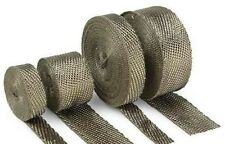 "Exhaust Pipe Wrap Metallic 2"" x 100 Ft. Cycle Performance  CPP/9053-100"