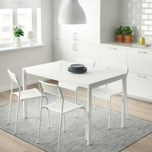 IKEA Table With 4 Chairs Table Kitchen Table Desk Office Desk Side Table