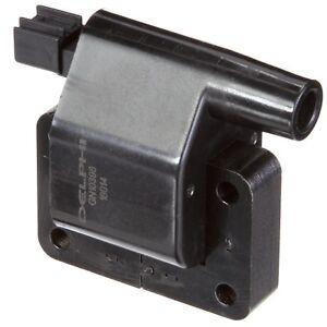 Ignition Coil Delphi GN10398 for Geo Tracker 91-93 Suzuki Sidekick 1.6L L4 91-95