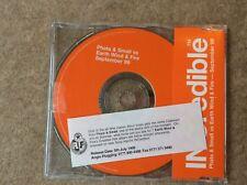 Very Rare Phats & Small Vs Earth Wind & Fire September 99 Promo CD Single