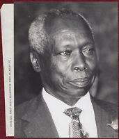 1992 Original Photo Austria Daniel Toroitich Arap Moi President Kenya Africa