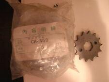 Honda CB93/CB160 Front  Sprocket (15T) NOS OEM