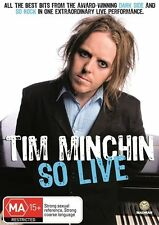 Tim Minchin - So Live (DVD, 2007)
