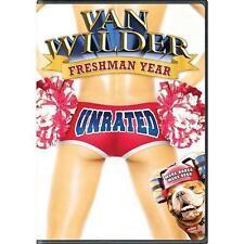 Van Wilder: Freshman Year (DVD, 2009, Unrated Widescreen)