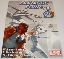 Poster - Fantastic Four #600/Fear Itself- The Fearless - VF - SALE!!!
