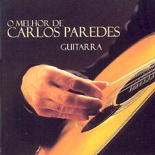 Guitarra-O Melhor de Carlos Paredes (Guitar) (CD 1998 EMI) LIKE NEW IMPORT Jazz