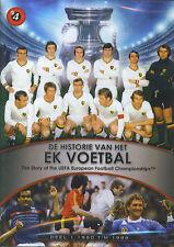 Historie van EK Voetbal / UEFA Football Championships 1960-1988 (DVD)