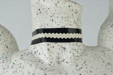 Latex Halsband mit Applikation