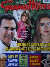 GrandHotel n°36 2002  Fotoromanzo con Sonia Bruganelli e Simona Tagli  [C35A]