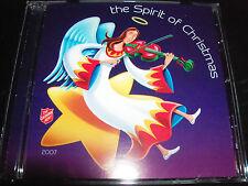 The Spirit Of Christmas 2007 CD David Campbell Billy Thorpe Guy Sebastian