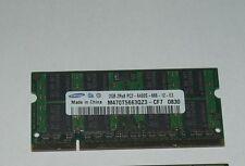 2GB RAM Speicher Dell XPS M2010 M1210 M1330 Inspiron 1545 1720  1710 DDR2 Memory